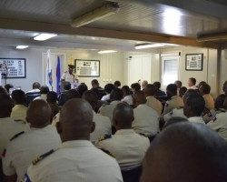 Haiti – Security: The National Police Academy welcomes the 3rd Promotion of students commissioners